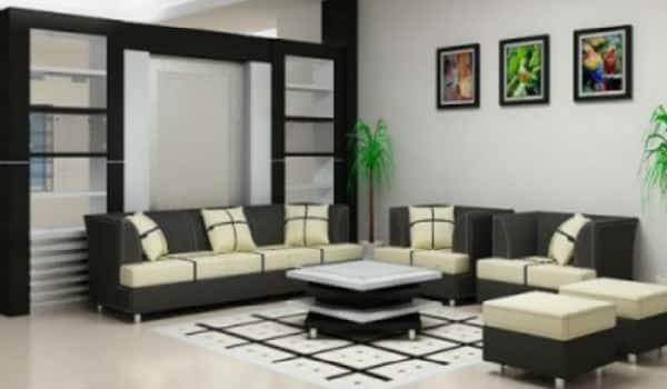contoh ruang tamu minimalis 1
