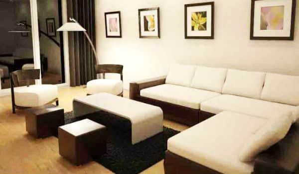contoh ruang tamu minimlis 4