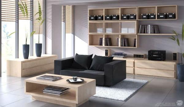 contoh ruang tamu minimalis 5