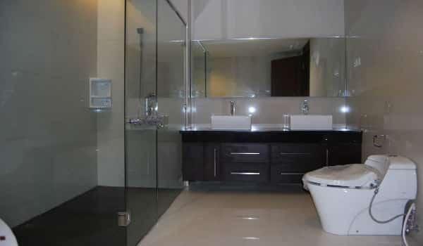 kamar mandi kering