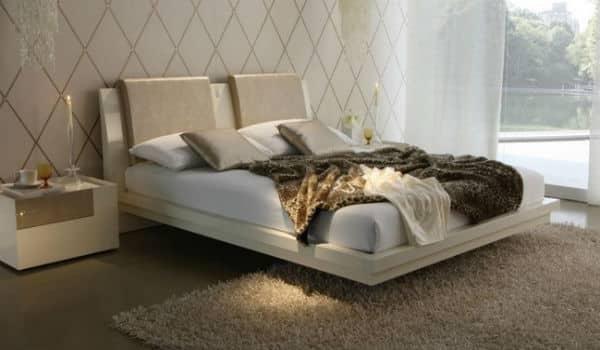 memasang karpet di kamar tidur 1