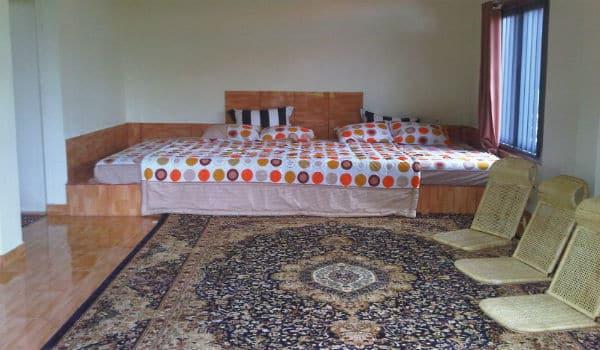 memasang karpet di kamar tidur 3