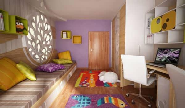 memasang karpet di kamar tidur 4