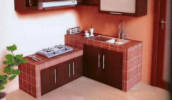 Gambar Di Dalam Dapur Desainrumahid com